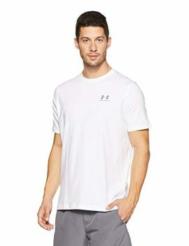 Under Armour Men's Charged Cotton Left Chest Lockup T Shirt by Under Armour