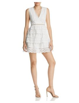 Tiered Eyelet Dress   100% Exclusive by Aqua