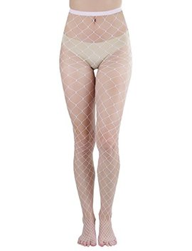 To Be In Style Women's Diamond Net Spandex Pantyhose by To Be In Style