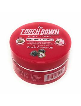 2nd Touch Down Edge Tamer (Black Castor Oil, 80g / 2.82oz) by Sa Playa