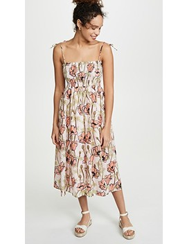 Printed Beach Dress by Tory Burch