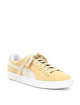 Men's Suede Classic Sneakers by Puma