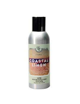 Signature Soy Room Spray Coastal Linen 3oz , Pack Of 1 by Signature Soy