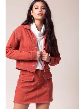 Daphne Classic Jacket by A'gaci