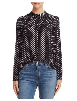 Tangia Print Blouse by Joie