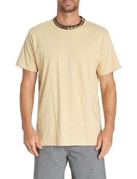 Atlas Jacquard T Shirt by Billabong