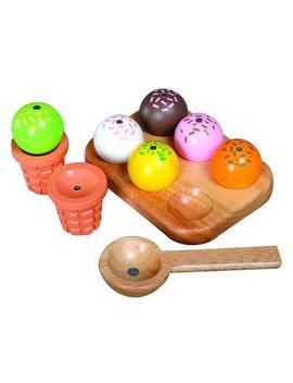 Ice Cream Set Con Accessori Magnetici, Negozio by Etsy