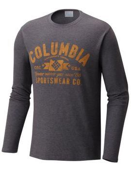 Men's Ketring™ Graphic Long Sleeve Shirt by Columbia Sportswear