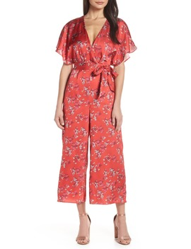 Stop Me Wrap Jumpsuit by Keepsake The Label