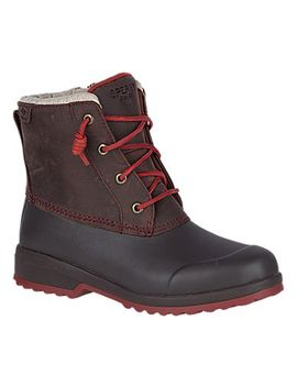 Women's Maritime Repel Boot W/ Thinsulate™ by Sperry