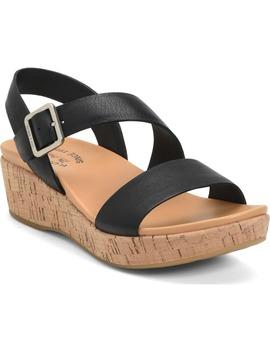 Minihan Wedge Sandal by Kork Ease®