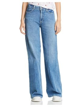 Sutton Wide Leg Jeans In Amor   100% Exclusive by Paige