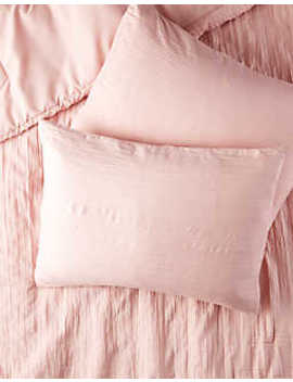Dormify Dusty Rose Scarlett Full/Queen Comforter And Sham Set by American Eagle Outfitters