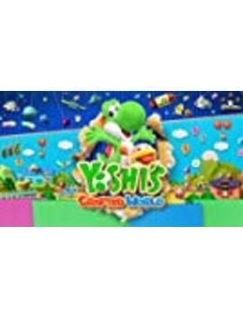 Yoshi's Crafted World   Nintendo Switch [Digital Code] by By    Nintendo