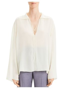 Sailor Silk Top by Theory