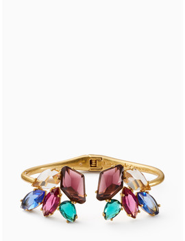 Rock It Open Hinged Cuff by Kate Spade