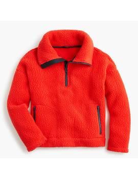 Polartec® Fleece Half Zip Pullover Jacket by Polartec