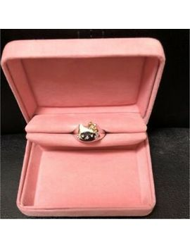 Hello Kitty Memorial Official Original Ring 2000 Size 12 Box New Unused Japan by Ebay Seller