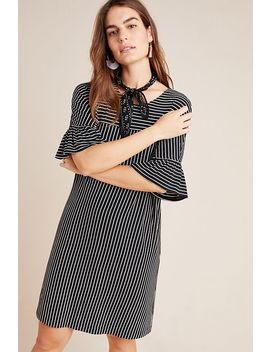 Striped Tunic Dress by Coa