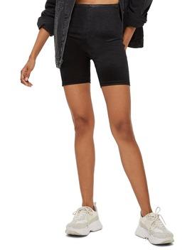 Disco Cycling Shorts by Topshop