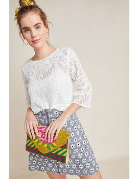 Adoria Lace Blouse by Waverly Grey
