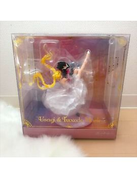 Sailor Moon Figuarts Zero Chouette Usagi & Tuxedo Mask Dancing Figure Fc Limited by Ebay Seller