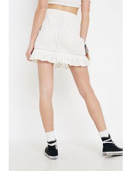Uo Maria Prairie Mini Skirt by Urban Outfitters