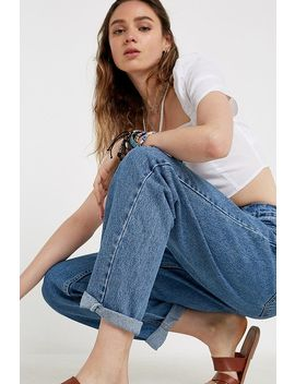 Urban Renewal Original Vintage Levi's Mid Wash Jeans by Urban Renewal