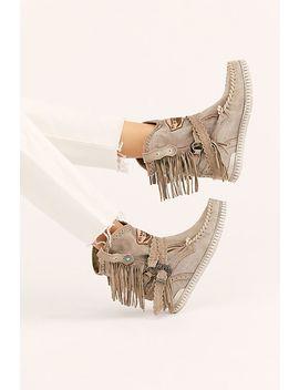 Arya Mocc Boot by El Vaquero