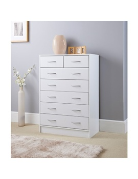new arrival 4ae0f 3dad2 Shoptagr | Lokken 7 Drawer Chest by B&M