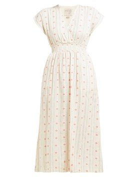 Fay Tulip Jacquard Cotton Dress by Ace & Jig
