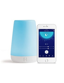 Hatch Baby Rest Sound Machine, Night Light And Time To Rise by Hatch Baby