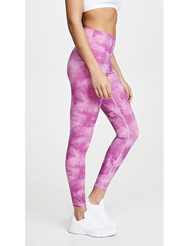 Sunset Tie Dye Leggings by Spiritual Gangster