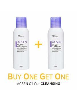 [troiareuke]-acsen-oil-cut-cleansing-120ml-(405floz)---buy-one-get-one-free by troiareuke