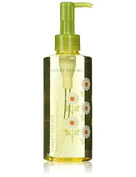 Nature Republic Forest Garden Cleansing Oil, Chamomile, 200ml / 6.76 Fl.Oz. by Nature Republic