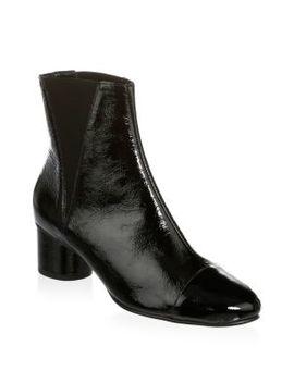 Izette Patent Leather Bootie by Rebecca Minkoff