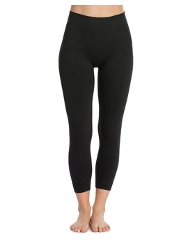 Look At Me Now Cropped Leggings by Spanx®