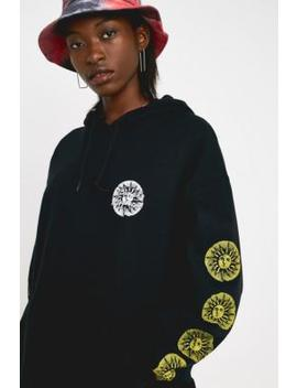 Shoptagr | Uo Nocturn Skate Hoodie by Urban Outfitters