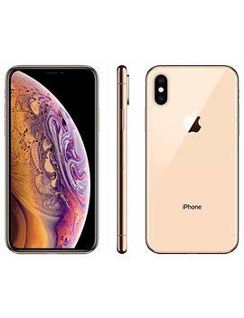 Apple I Phone Xs, Fully Unlocked, 64 Gb   Gold (Renewed) by Amazon Renewed