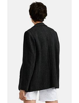 Charley Herringbone Wool Blazer by Isabel Marant Étoile