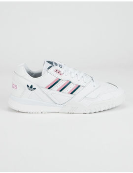 Adidas A.R. Trainer Future White & True Pink Womens Shoes by Adidas