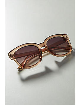Squared Siren Sunglasses by Anthropologie