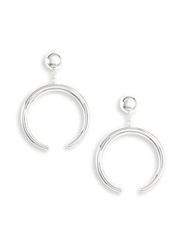 Small Factory Drop Earrings by Jenny Bird