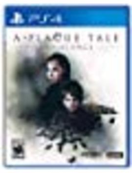 A Plague Tale: Innocence (Ps4)   Play Station 4 by By    Maximum Games