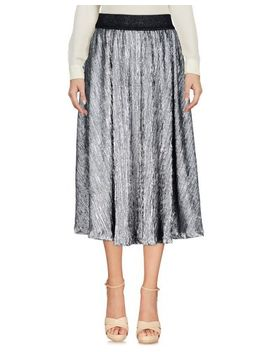 Follow Us 3/4 Length Skirt   Skirts by Follow Us