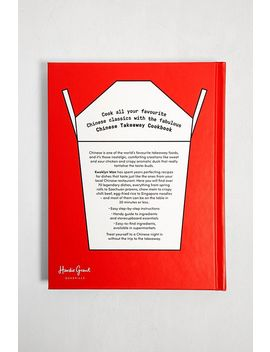 Chinese Takeaway Cookbook By Kwoklyn Wan by Urban Outfitters