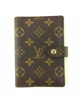 E0611 Authentic Louis Vuitton Agenda Pm R20005 by Louis Vuitton