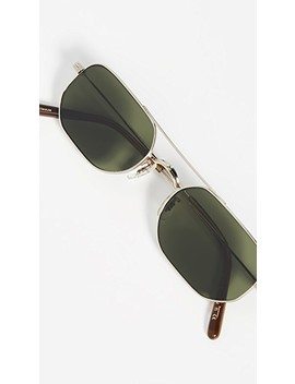 Indio Sunglasses by Oliver Peoples Eyewear