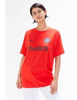 Nike Paris Saint Germain Soccer Tee by Nike