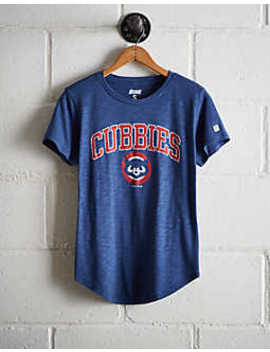 Tailgate Women's Chicago Cubbies T Shirt by American Eagle Outfitters